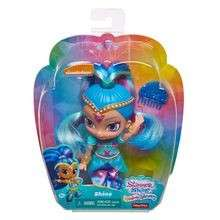 """(In Stock) Shimmer And Shine Rainbow Zahramay 6"""" Shine Doll"""