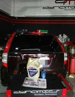 Honda Cars : PTT Performa x3 Times Service Package Memebership