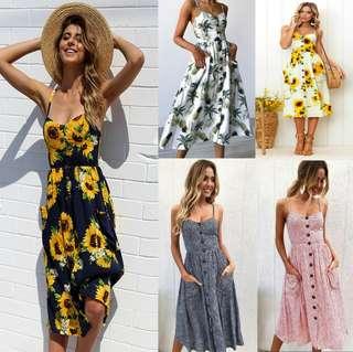 Kayla Dresses
