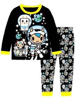 Mozzy 2-7 yrs old pajamas