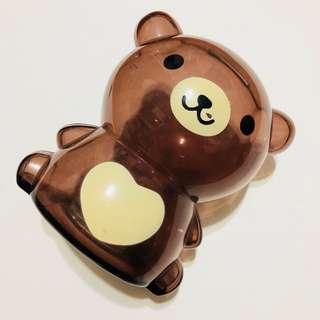 🚚 小熊存錢筒
