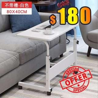 $180 (包運費) 簡易電腦桌 (80*40cm) 多色選擇 電腦枱 寫字枱 移動折疊桌子Computer Desk