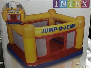 Inflatable Jump-O-Lene