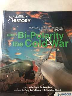 History textbook for GCE O level