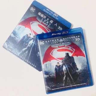 🚚 蝙蝠俠對超人 正義曙光 導演加長版 藍光版