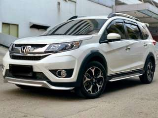BEST PRICE HONDA NEW BR-V E MT 2018 BRIO MOBILIO JAZZ CIVIC CITY ODYSSEY ACCORD CRV BRV HRV CR-V HR-V HATCHBACK S E RS MT AT TURBO PRESTIGE CVT 2018