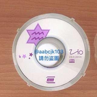 全新迷你CD-R光碟片56片