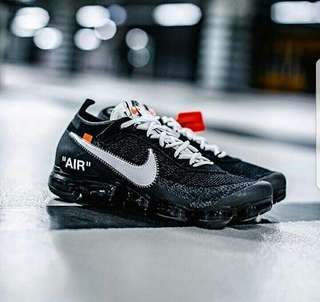 Nike air vapromax x off white (premium original 100%)