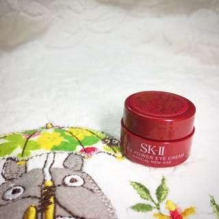 🌈 包郵 SKII R.N.A Power Eye Cream Radical New Age R.N.A.立體緊緻修護眼霜 - sk2 sample tester 試用 旅行裝