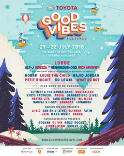 Looking for GVF 2018 ticket