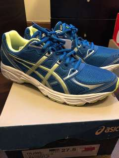 Asics patriot 6 跑鞋 not flyknit ultraboost