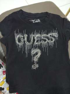 Kids Guess T-shirt