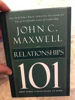 John C Maxwell Relationships 101