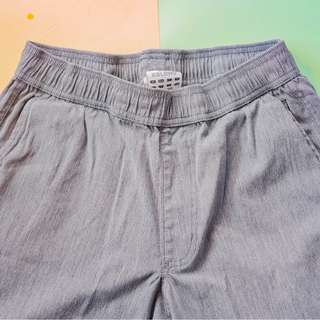 Baleno Grey Shorts
