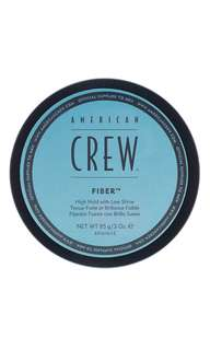 [IN-STOCKS] American Crew Fiber Pliable Molding Creme For Men 3 Ounces