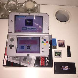 Nintendo 3DS XL limited edition SNES