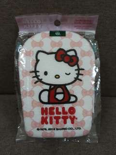 HELLO KITTY EARTH THERAPEUTICS Exfoliating Body Sponge