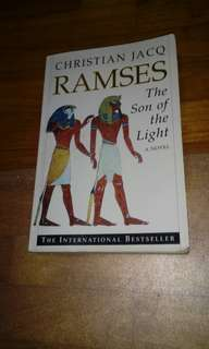 Ramses The son of the light, Christian Jac