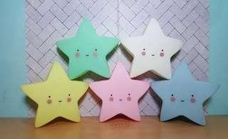 (#CarousellCintaBumi) Little Star Tumblr Lamp