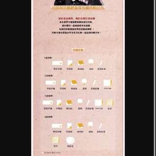 Wanna One 0+1=1 專輯 可挑海報跟款
