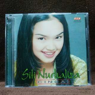Siti Nurhaliza - Cindai (2nd Press)