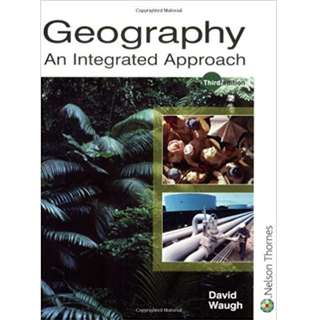 Geography An Integrated Approach by David Waugh (3rd edition)