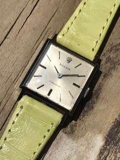 Rolex 2611 Classic square vintage watch