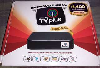 Brandnew TV plus (Sealed)