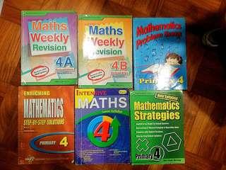 Assessment Books P4