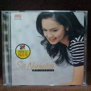 Siti Nurhaliza - Adiwarna (2nd Press)