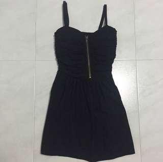 Uzzlang Bustier Dress