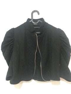Prisoner Rampage Black Jacket
