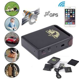 TK102 Positioner GSM/GPRS/GPS Tracker Car Alarms Support TF Card Vibration Alarm