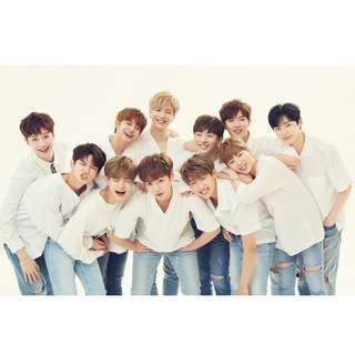[PREORDER] Wanna One Photo Essays We Will Not Lose Our Memories