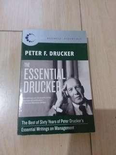 The Essential Drucker - Peter F Drucker