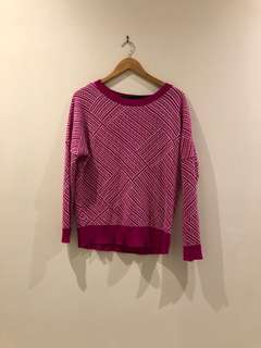 Supre pink knit