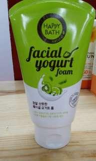 Yogurt Facial Foam