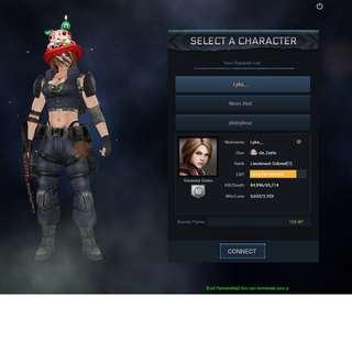 S>Blackshot Ltc Account