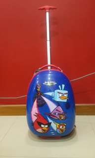 Angry Birds luggage