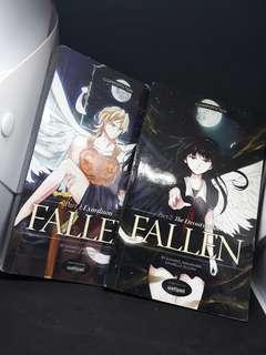 Fallen bundle