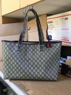 Gucci Shopping Tote Bag