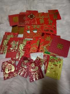 Ang Pow Packets Collection