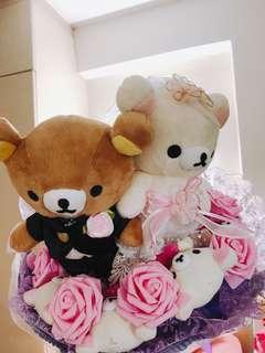 Soft Toy Bouquet
