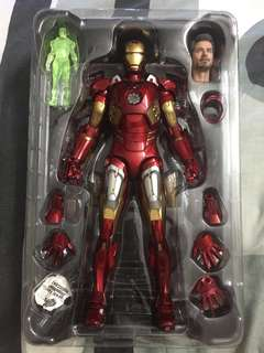 Hot Toys Iron Man Mark 7 Special Edition