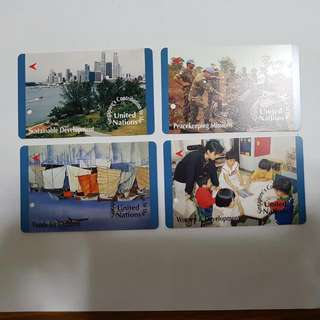 MRT Cards - United Nations