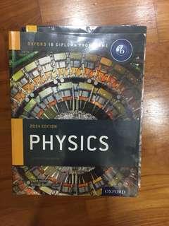 IB Physics Text Book