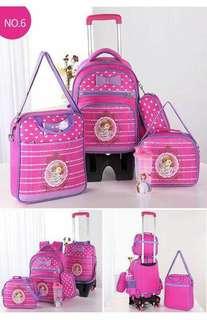 Trolley bag 5 in 1 set
