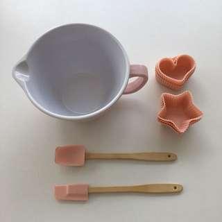 Kids Kitchen Cupcake Items