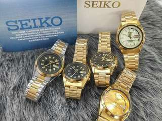 ♡●♡●♡Seiko 5 Sports 21♡●♡●♡ ●Authentic  ●Japan Made ●Water Resistance