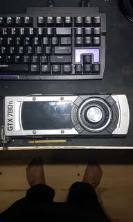 GTX 780 Ti Reference (nego)
